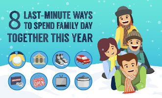 8 Last-Minute Ways to Spend Family Day preview
