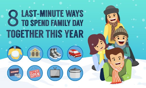8 Last-Minute Ways to Spend Family Day