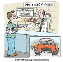 CAUTIOM Driving with Medications preview