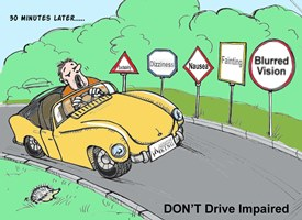 Don't drive impaired preview