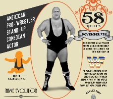 Birthday Wishes to King Kong Bundy Infographic Preview