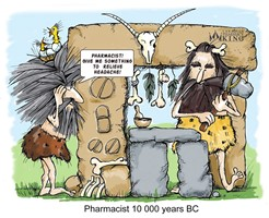 Pharmacist 10000 years BC preview