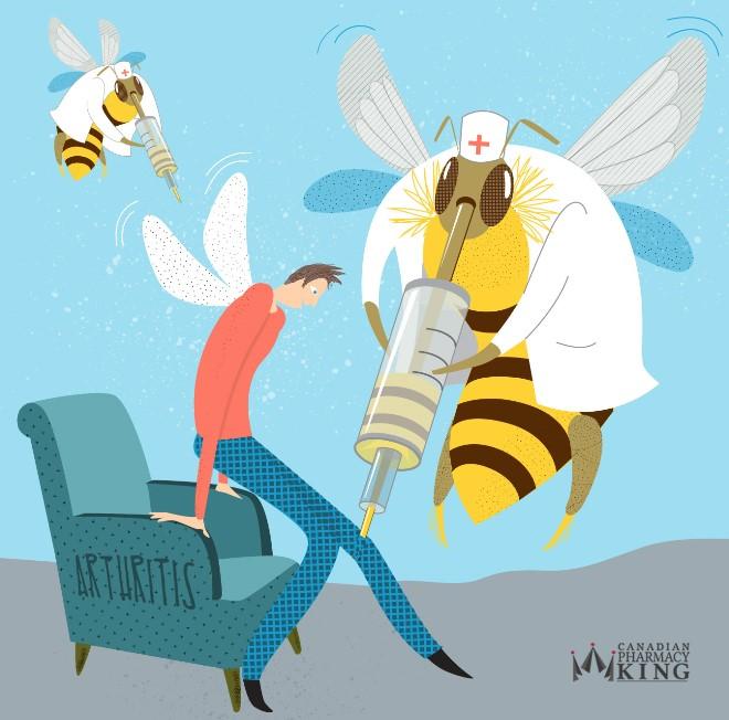 Could Bee Venom Cure Arthritis