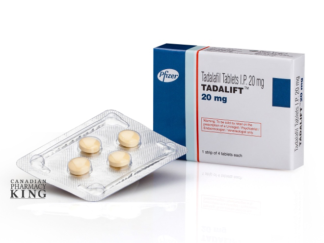 How Can Tadalift Help Men with ED