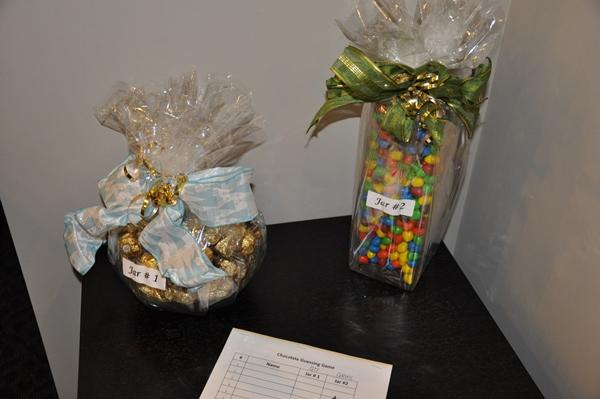 Chocolate jar - who will be the winner