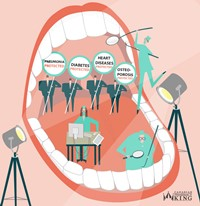 Ask Your Dentist How to Live Well preview