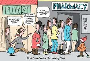 First Date Coeliac Screening Test preview