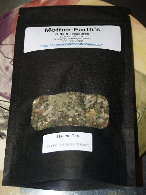 Photo Credit: Leaf Stallion Tea, from Amazon.com