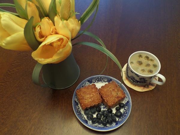 Tastiest Mooncakes | Photo taken by Tiffany