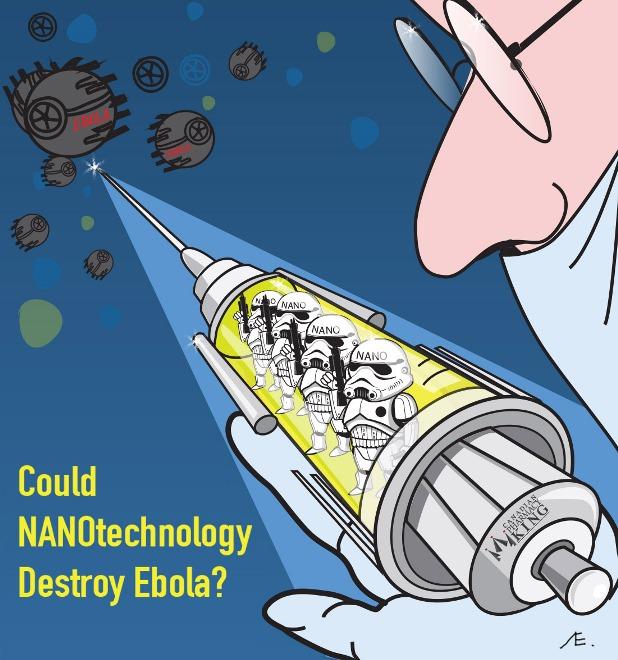 Could Nanotechnology destroy Ebola