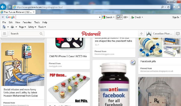 Pharmacy Fun on Pinterest