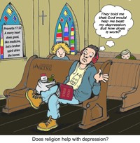 Does Religion help with depression preview