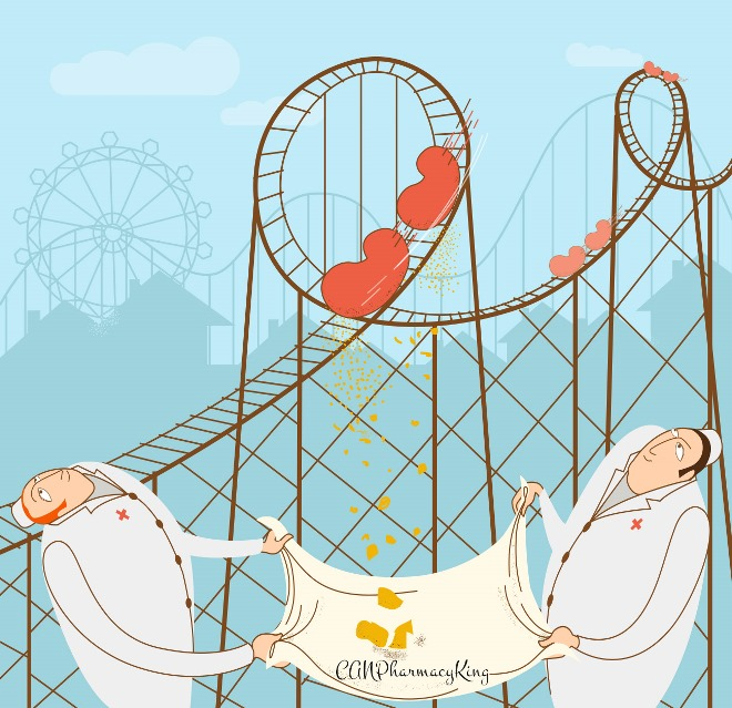Got Kidney Stones? Try Roller Coaster