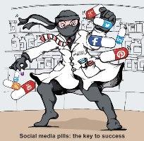 Social Media Pills preview