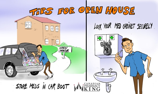 Tips for Open House